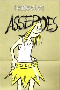 Assepoes affiche Teneeter